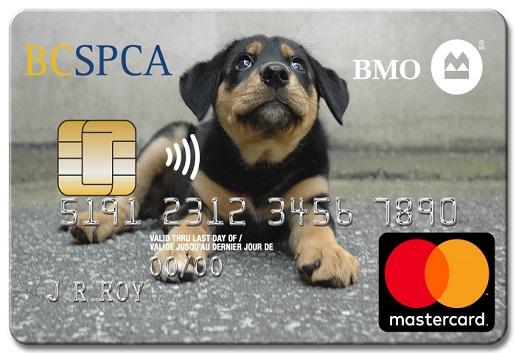 BMO BCSPCA Mastercard